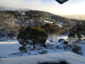 Thredbo Village Green